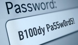Is it safe to store my passwords?